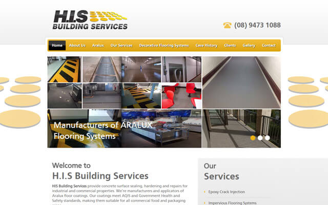 HIS building services